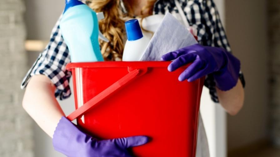 8 начина да почистите дома без препарати и химикали