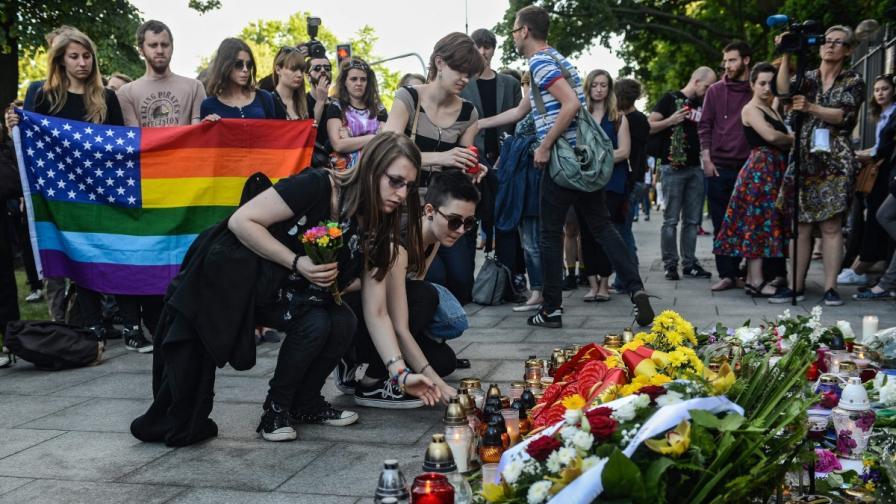 Джихадистът убиец от Орландо бил скрит гей