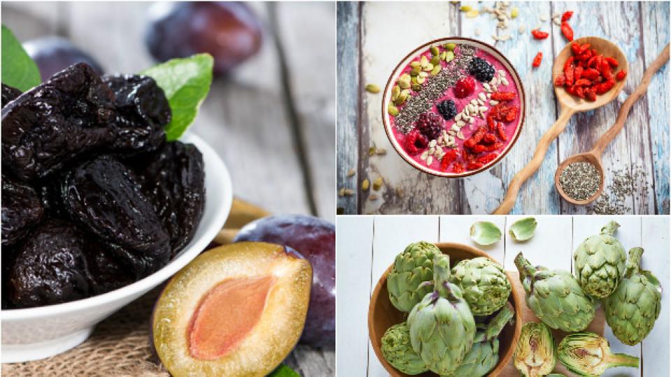 14 храни, с които ще ходите по-лесно до тоалетната