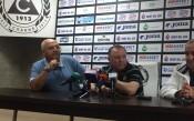 Венци Стефанов и Славия с апел за толерантност сред феновете
