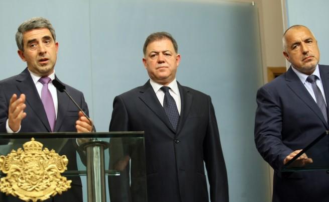 Борисов: По-пронатовски няма как да бъдем