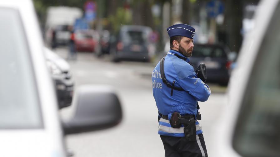 Голяма акция в Белгия за подготвян атентат