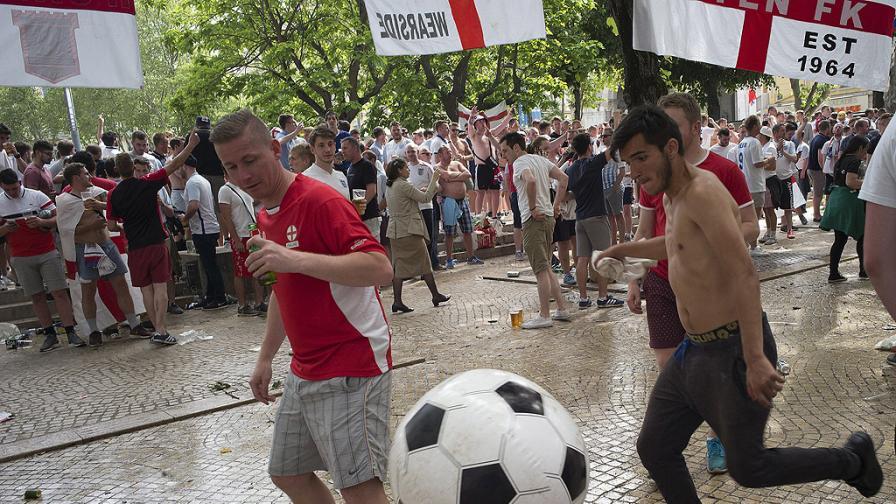 Над 1000 арестувани и близо 40 екстрадирани на Евро 2016