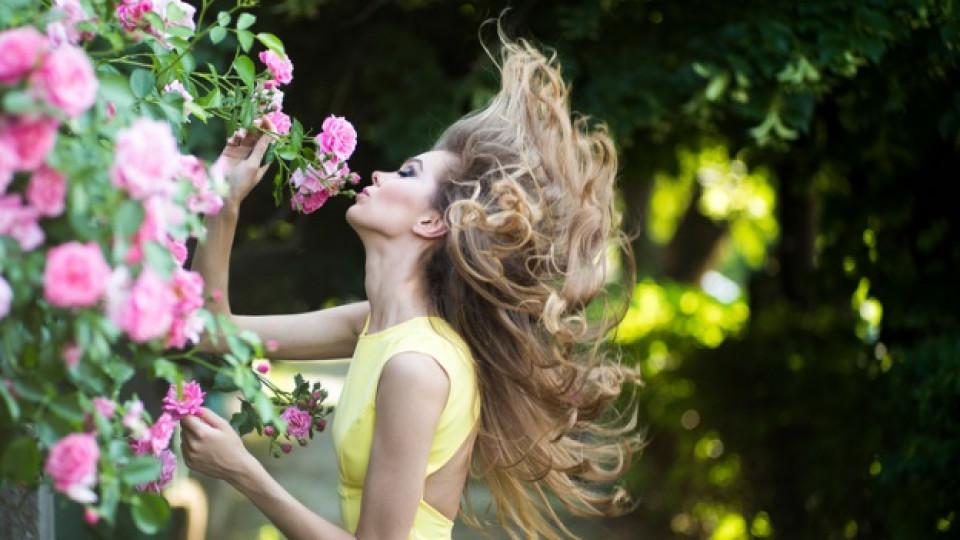 Лятото ухае на... свежи парфюми