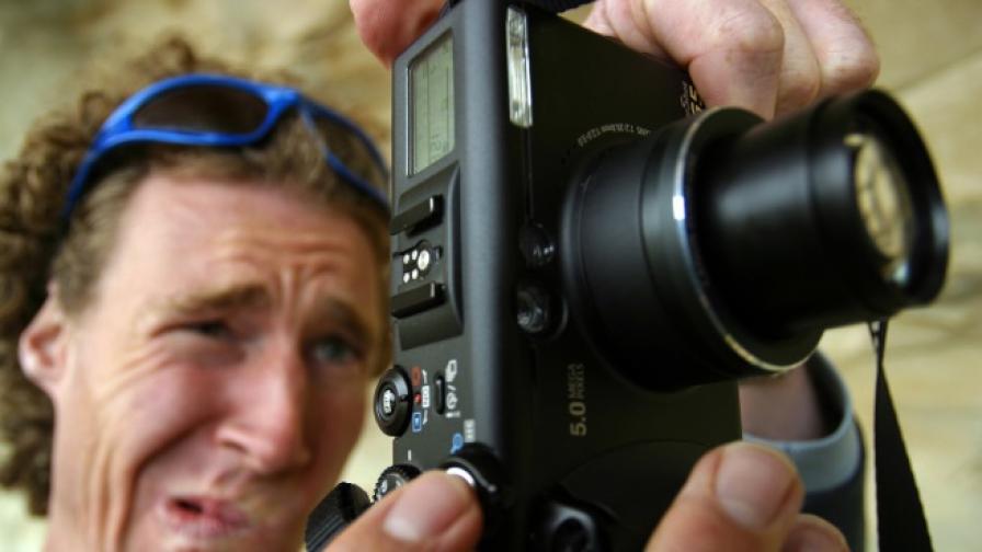 Луди фотографи в търсене на перфектен кадър