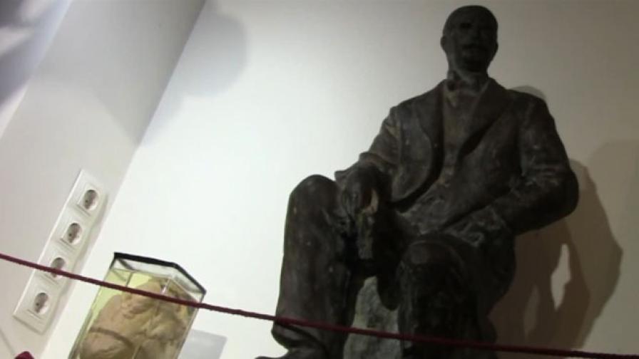 Как сърцето на Иван Вазов се озова в стъкленица (видео)
