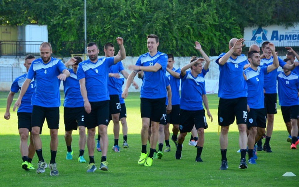 Черно море предстaви отбора с победа над Черноморец Балчик