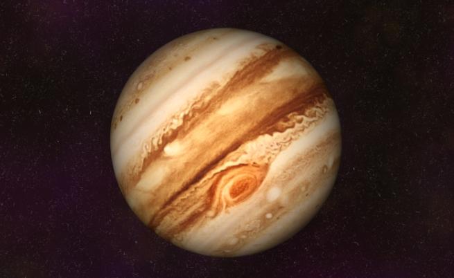 Юпитер и луните му ще са видими с бинокъл