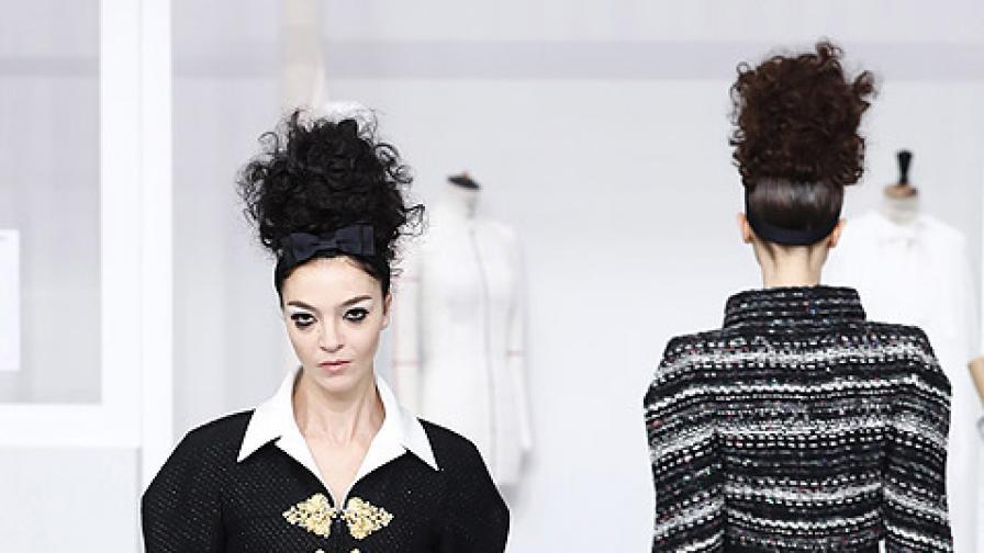 Какво ще бъде модерно през есента - висша мода от Париж