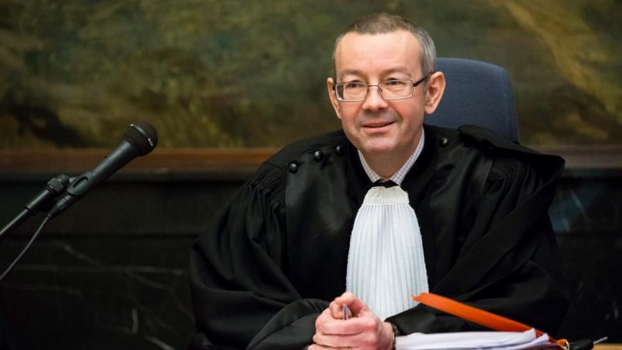 Съдията по делото срещу терористите от Вервие