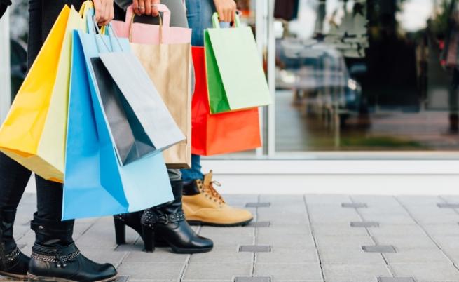 Кога се чувстваш най-удовлетворен от ходенето по магазините?