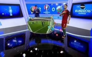 Как Португалия и Роналдо разплакаха Уелс и Бейл?