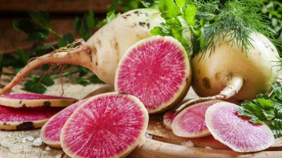 Най-странните зеленчуци и плодове