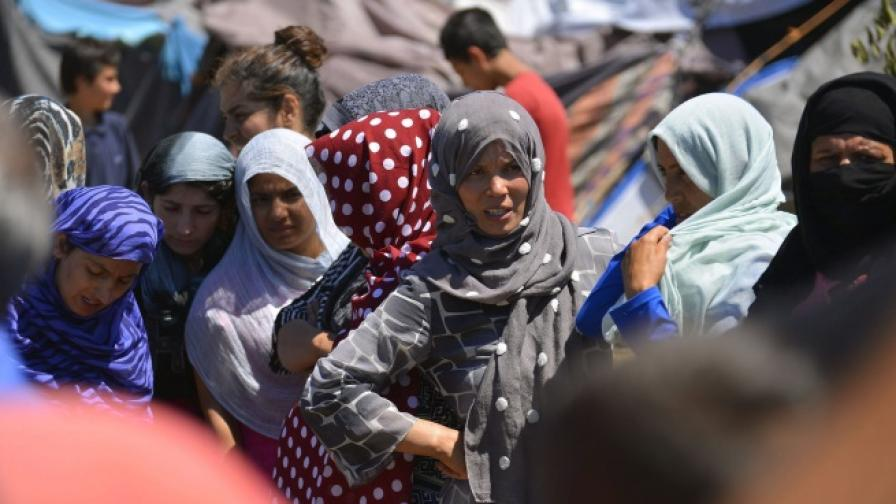 Страх в Европа заради бежанците