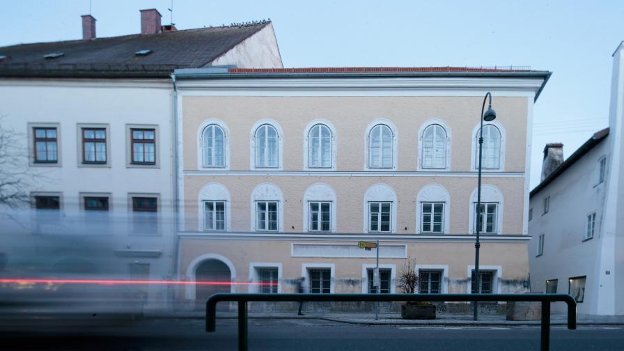 Вижте родния дом на Адолф Хитлер