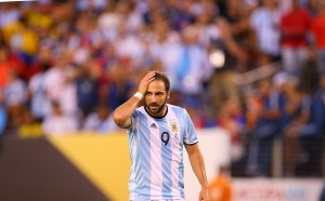 Сампаоли отново отсвири Игуаин за Аржентина
