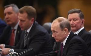 Путин препрати към Министерството петиция за разформироването на Сборная