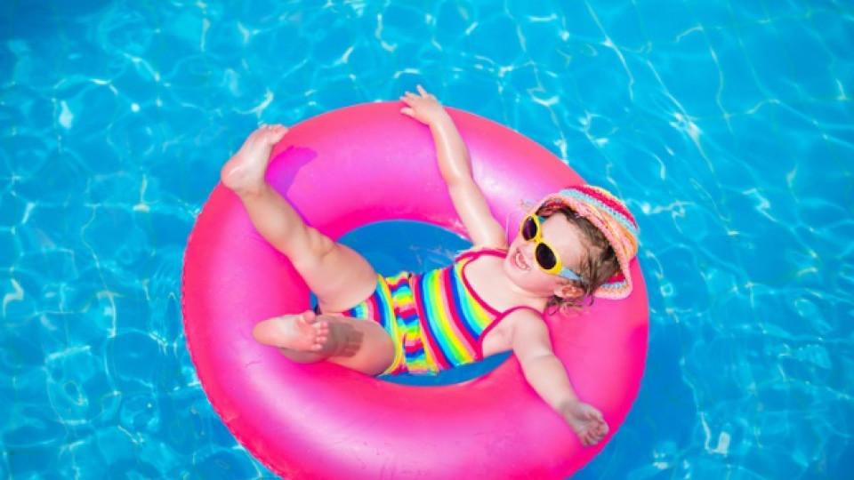 Какво трябва да направите за бебето си в летните жеги