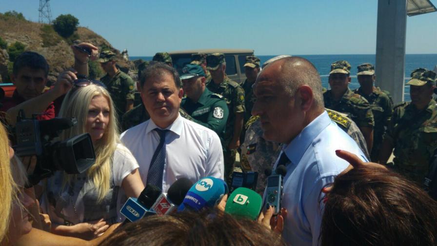 Борисов: Разполагаме с кораби в топ три на Европа