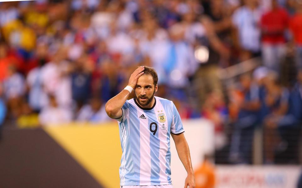 Сампаоли отписа топ нападател от състава на Аржентина