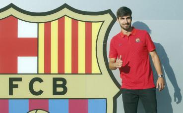 Андре Гомеш няма да пътува с Барселона за САЩ