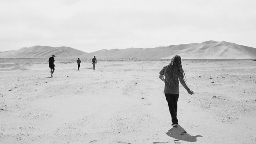 4 000-километрово пътешествие през пустинята
