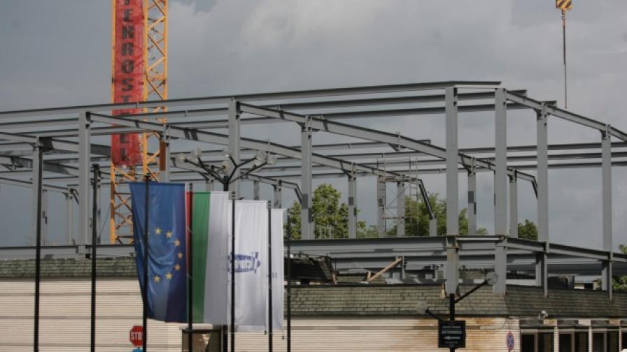 Спряха надстрояването на хотела на Арабаджиеви
