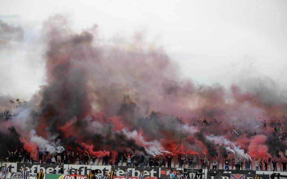 Фен на Локомотив Пловдив е пострадал сериозно при сблъсък в
