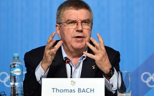 Томас Бах<strong> източник: БГНЕС</strong>