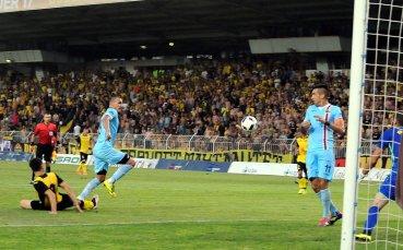 Голът на Дани Кики за Локомотив Пд срещу Ботев