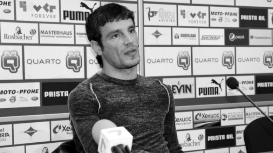"""Внезапно почина треньорът на """"Спартак"""" Варна"""