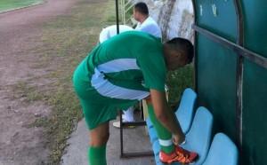 Илиян Мицански дари 10 топки на Вихрен