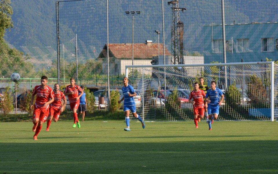 Беласица назначи нов временен треньор