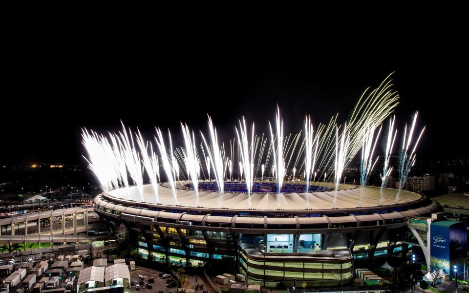 """Един от стадионите с най-много история - """"Маракана"""" в Рио"""