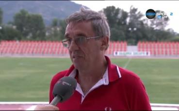 Колев: Локо Сф не е отбор да крета във Втора лига
