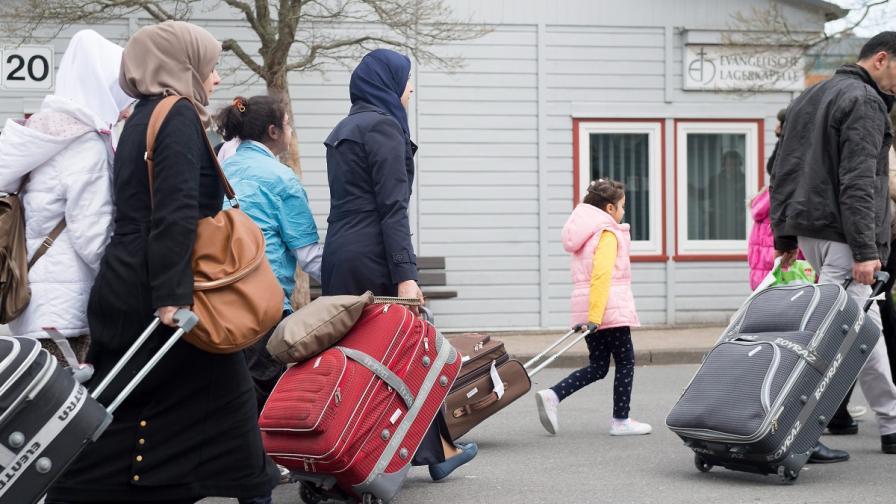 Германия взе турист за бежанец и му даде пари
