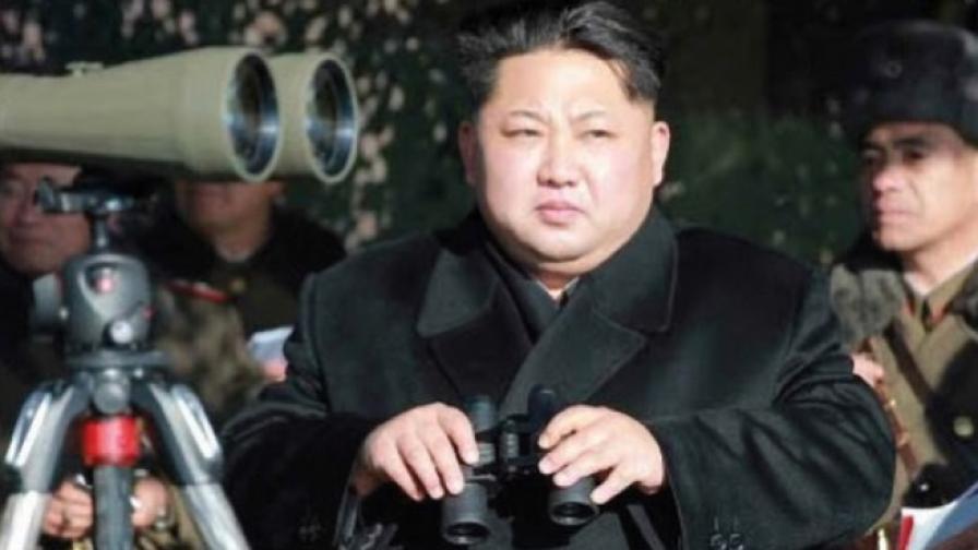 Ким Чен-ун праща роби в Русия за пари