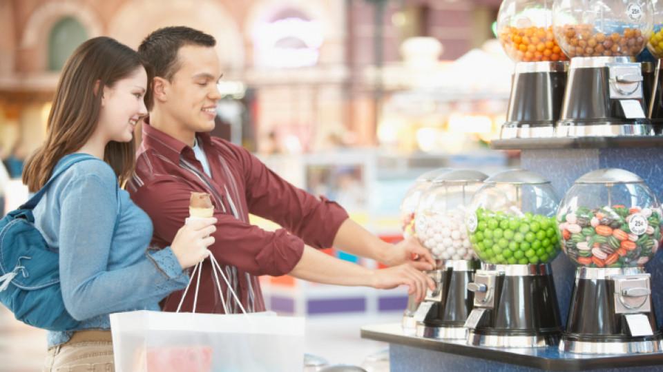 Какво ни изкушава в хранителните магазини?