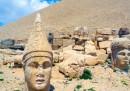 Пантеона на върха на Немрут