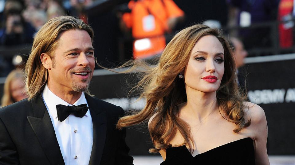 Шанс за любовта между Брад и Анджелина - срещат се отново тайно