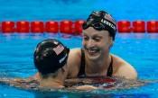Ледецки с втори световен рекорд и четвърти златен медал в плуването