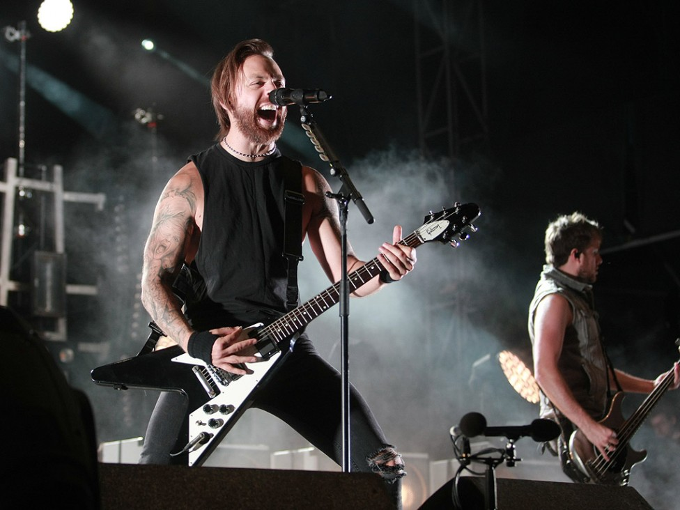 - Summer Chaos Burgas 2016 Bullet For My Valentine