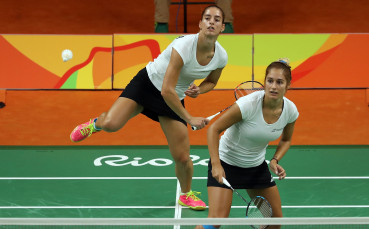 Сестри Стоеви отпаднаха на 1/4-финал в Корея