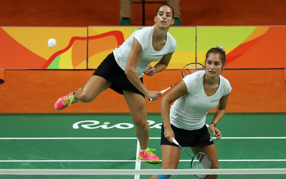Сестри Стоеви на 1/4-финал на турнир от Световните суперсерии в Германия