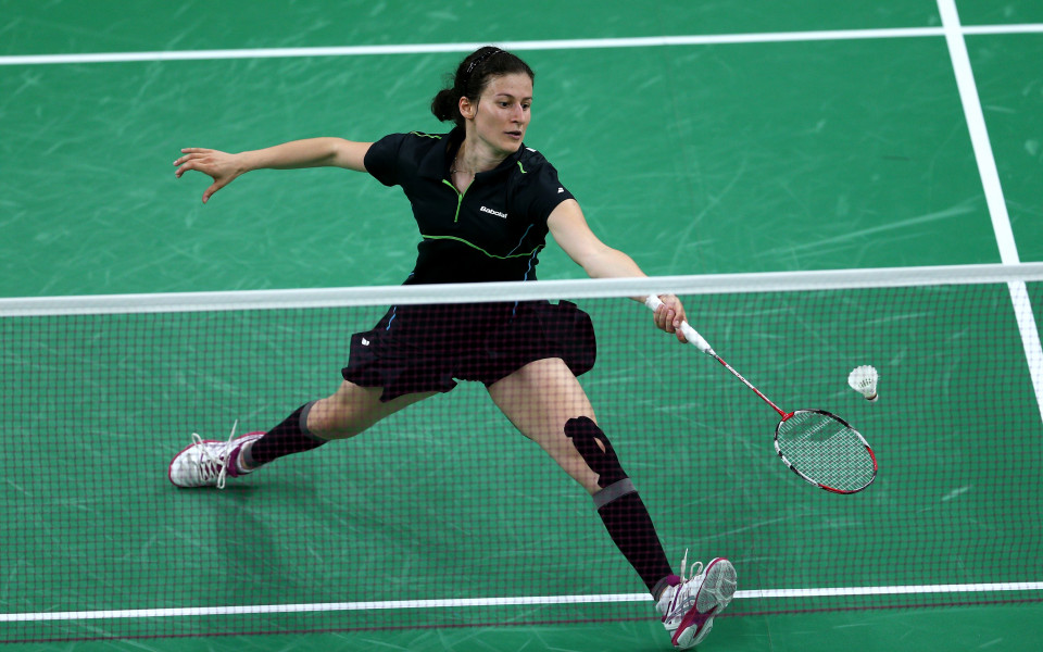 Линда Зечири на 1/4-финал в Будапеща
