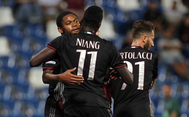 Луис Адриано вкара настроение за Милан