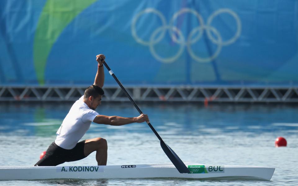 Ангел Кодинов завърши втори във финал