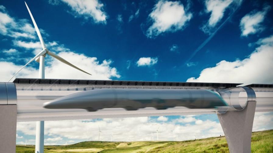 Мъск очаква возенето в Hyperloop да струва 1 долар