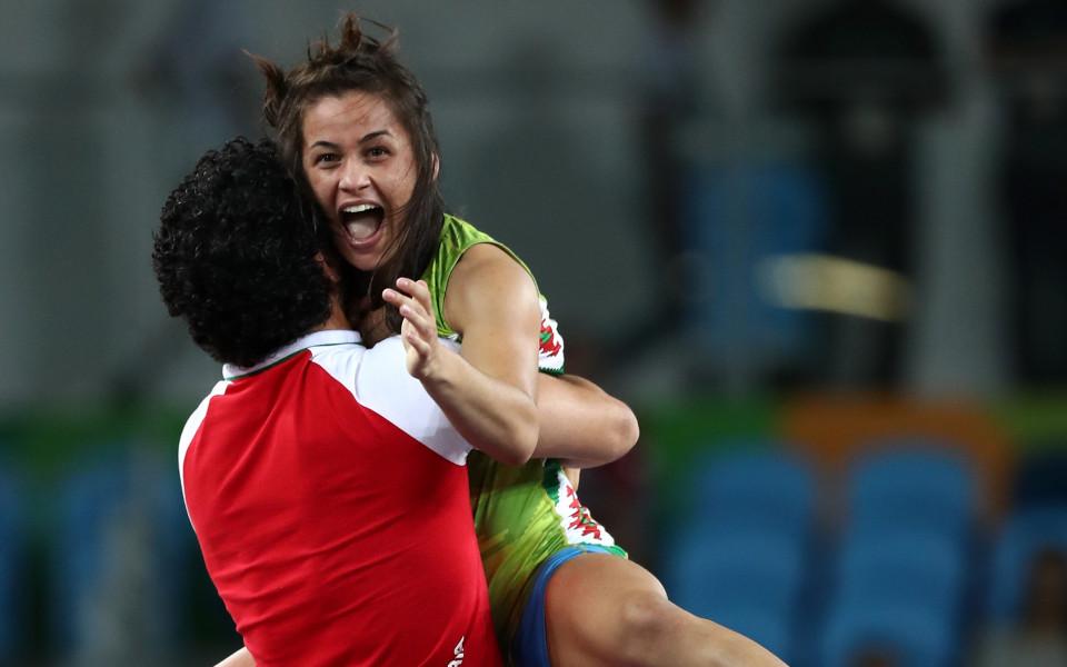 Браво, Ели! Бронз за България от женската борба!