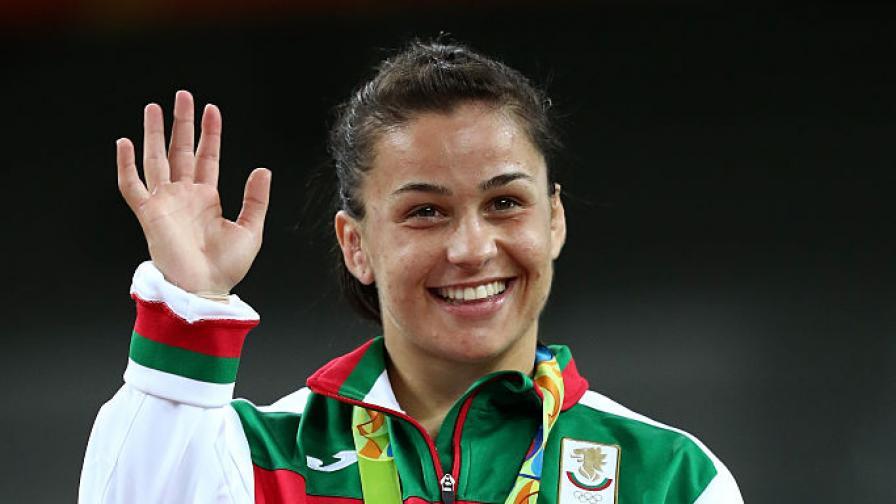 Елица Янкова взе първи медал за България в Рио